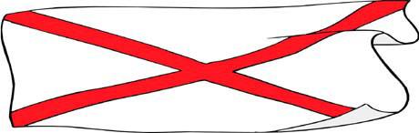 Alabama flag