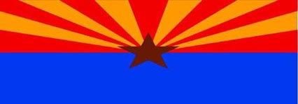 Arizona's flag