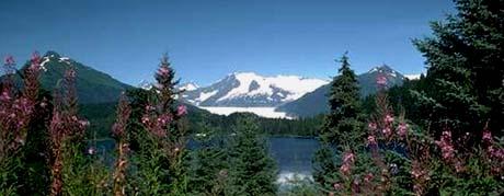 The Last Frontier - Alaska mountains