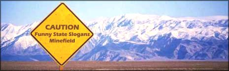 Funny state slogans and state nicknames minefield