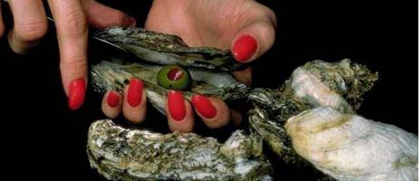 Maryland nickname: The Oyster State - picture of oysters