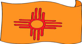 New Mexico State Motto, Nicknames and Slogans