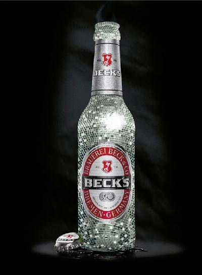 Beck's beer ad - Disco beer.