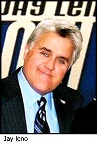 Photo of Jay Leno.
