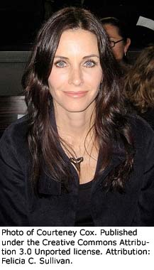 Friends Quotes: Photo of Courteney Cox (Monica)