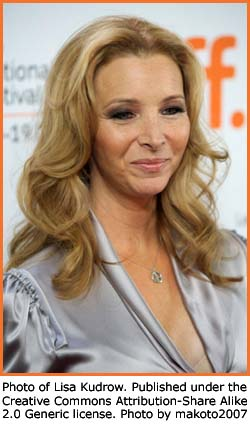 Photo of Lisa Kudrow (Phoebe)