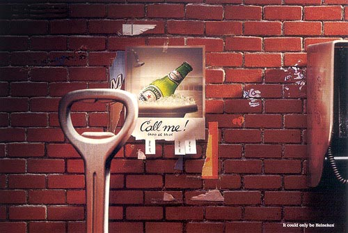 Beer opener looking at contact ad - call me