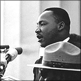 Martin Luther King Jr.: I Have a Dream speech 1963