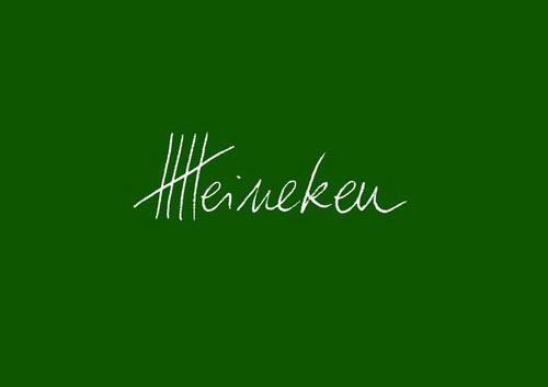 Heineken commercials - five lines - great heineken ads