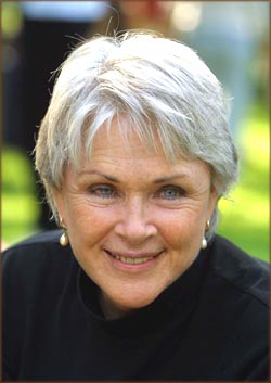 Photo of Byron Katie.