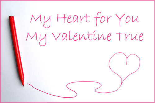 24 Free Valentines Day Cards & Cute Love Poems