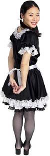 Sexy Chinese maid