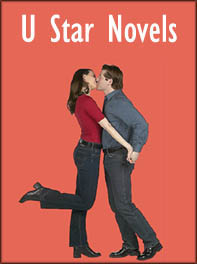 Romantic Valentines Day gifts for him: U star novels.