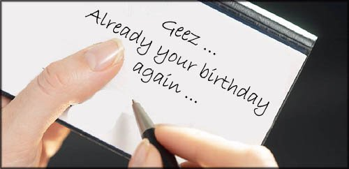 Find Great Birthday Messages Quotes Poems and Sayings – Things to Write in a Birthday Card