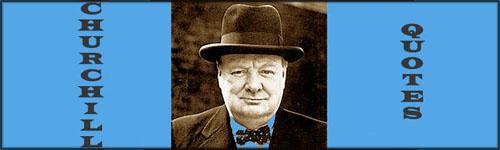 Winston Churchill qouotes: Picture of smiling Winston Churchill