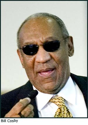 Famous quotations: Photo of Bill Cosby