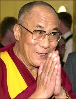Photo of Dalai Lama
