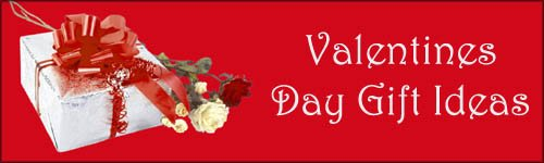 Great Valentines Day gift Ideas: Valentine present and Valentine roses.